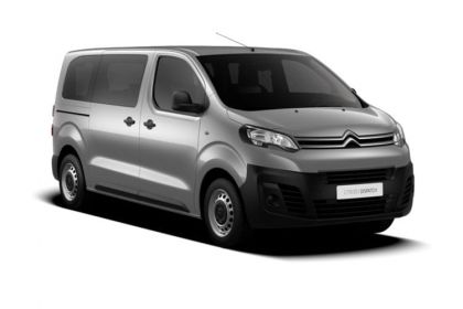 Lease Citroen Dispatch car leasing