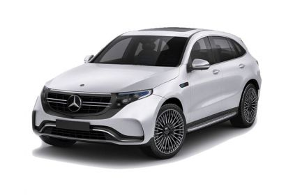 Mercedes-Benz EQC SUV EQC 400 SUV 4MATIC E 80kWh 300KW 408PS AMG Line 5Dr Auto