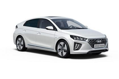 Lease Hyundai IONIQ car leasing