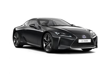 Lease Lexus LC car leasing