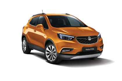 Lease Vauxhall Mokka X car leasing