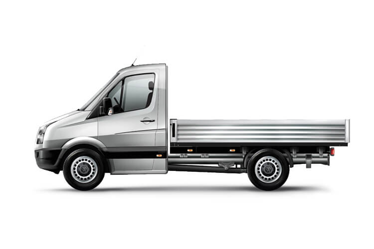 Volkswagen Crafter CR35MWB FWD 2.0 TDI FWD 140PS Startline Business Tipper Manual [Start Stop] [ETG] back view