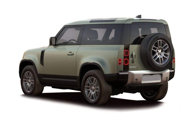 Land Rover Defender 110 SUV 5Dr 3.0 D MHEV 250PS SE 5Dr Auto [Start Stop] [6Seat] back view