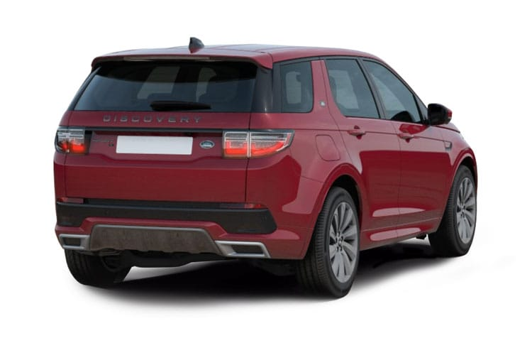 Land Rover Discovery Sport SUV 2.0 D MHEV 180PS SE 5Dr Auto [Start Stop] [7Seat] back view