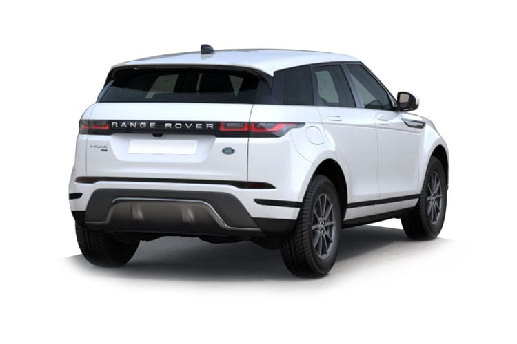 Land Rover Range Rover Evoque SUV 5Dr FWD 2.0 D 163PS R-Dynamic 5Dr Manual [Start Stop] back view