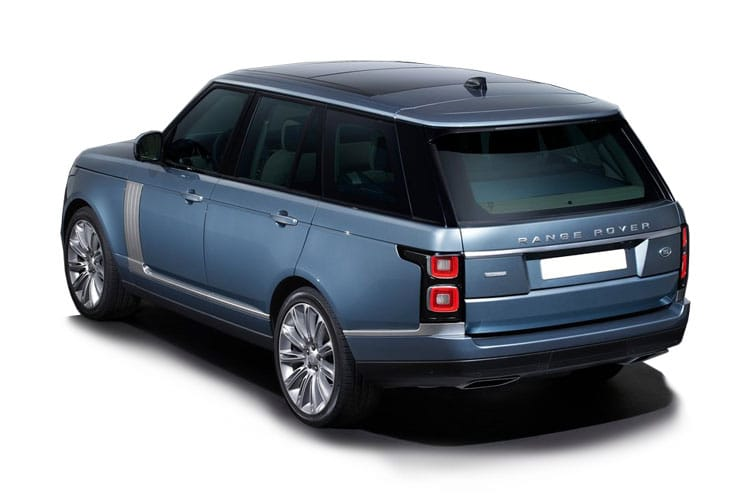 Land Rover Range Rover SUV 2.0 P400e PHEV 13.1kWh 404PS Autobiography 5Dr Auto [Start Stop] back view