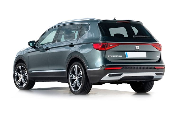 SEAT Tarraco SUV 2.0 TDI 150PS XCELLENCE 5Dr Manual [Start Stop] back view