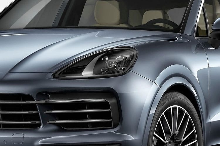 Porsche Cayenne SUV 4wd 2.9 T V6 440PS S 5Dr Tiptronic [Start Stop] detail view