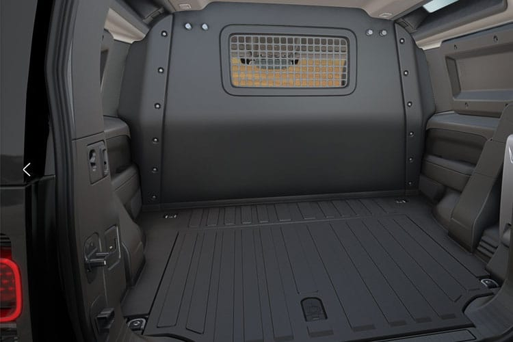 Land Rover Defender 110 Hard Top 3.0 D MHEV 4WD 250PS Hard Top Hard Top Auto [Start Stop] [3Seat] detail view