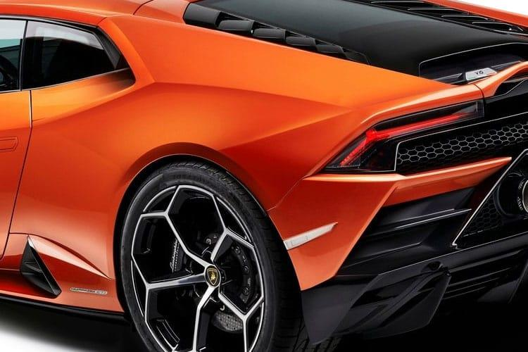 Lamborghini Huracan Coupe RWD 5.2 V10 610PS LP 610-2 EVO 2Dr LDF [Start Stop] detail view