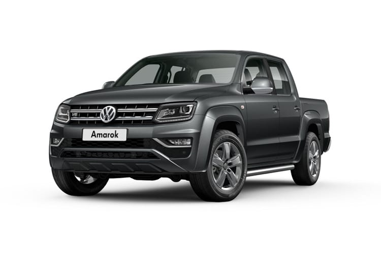 Volkswagen Amarok Pick Up DCab 4Motion 3.0 TDI V6 4WD 204PS Trendline Pickup Double Cab Auto [Start Stop] front view