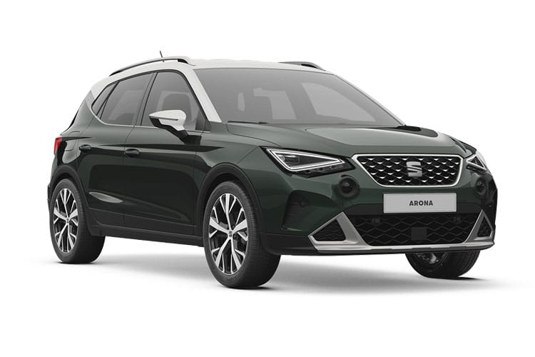 SEAT Arona SUV 1.0 TSI 110PS XCELLENCE 5Dr Manual [Start Stop] front view