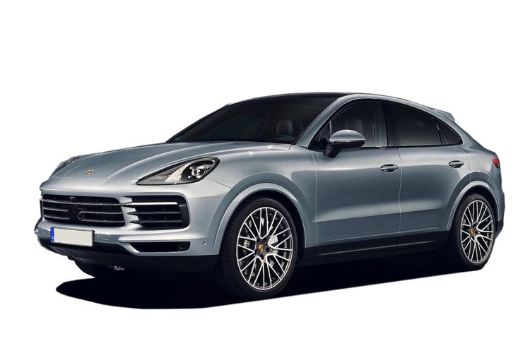 Porsche Cayenne Coupe 4wd 3.0 T V6 340PS  5Dr Tiptronic [Start Stop] front view