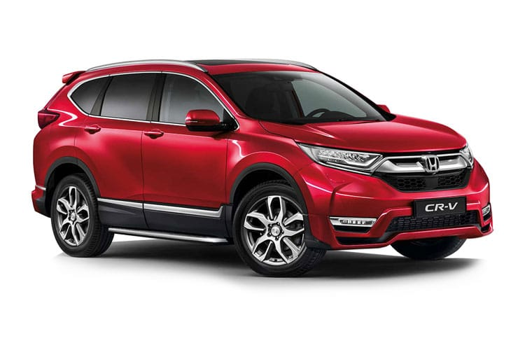 Honda CR-V SUV 1.5 VTEC Turbo 193PS EX 5Dr CVT front view