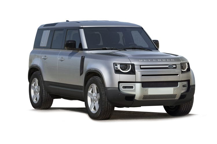 Land Rover Defender 110 SUV 5Dr 2.0 SD4 240PS S 5Dr Auto [Start Stop] [7Seat] front view