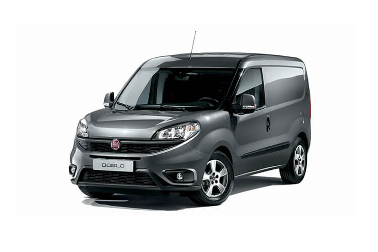 Fiat Doblo Cargo Maxi LWB 1.6 MultijetII FWD 120PS Sportivo Van Manual [Start Stop] front view