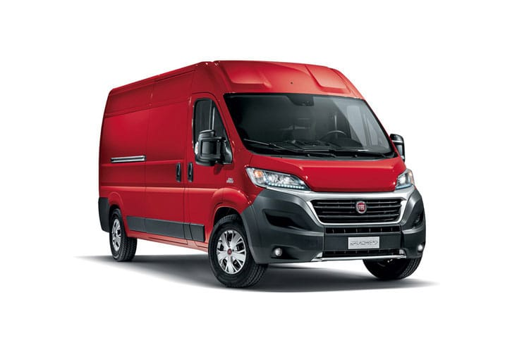 Fiat Ducato 35 LWB 2.3 MultijetII FWD 160PS  Van Extra High Roof Manual [Start Stop] front view