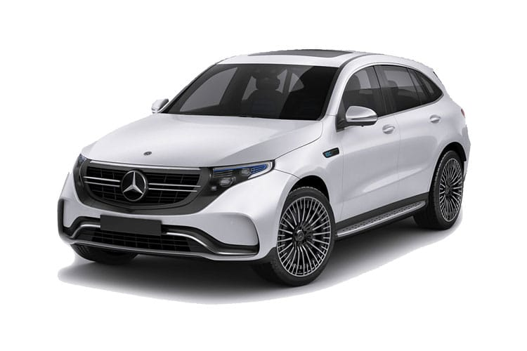 Mercedes-Benz EQC EQC 400 SUV 4MATIC E 80kWh 300KW 408PS AMG Line 5Dr Auto front view