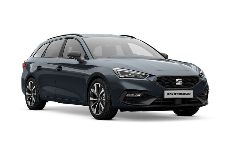 SEAT Leon Estate 1.5 eTSI MHEV 150PS XCELLENCE Lux 5Dr DSG [Start Stop] front view