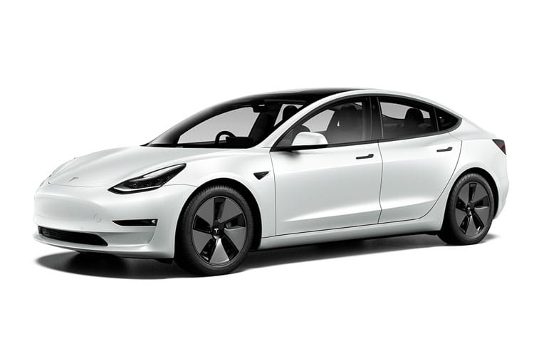 Tesla Model 3 4Dr Elec 180KW 241PS Standard Range Plus 4Dr Auto front view