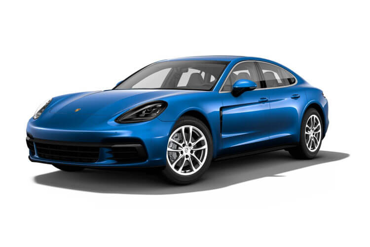 Porsche Panamera Saloon 4wd 4.0 T V8 630PS Turbo S 4Dr PDK [Start Stop] [5 Seats] front view