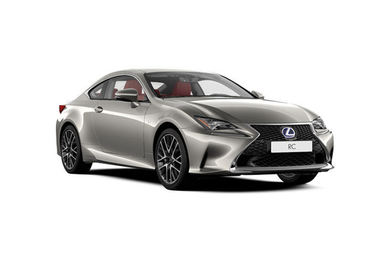 Lexus RC F Coupe 5.0 V8 463PS  2Dr Auto front view