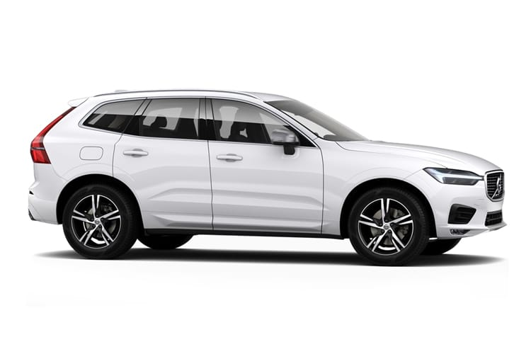 Volvo XC60 SUV 2.0 B5 MHEV 250PS Momentum 5Dr Auto [Start Stop] front view