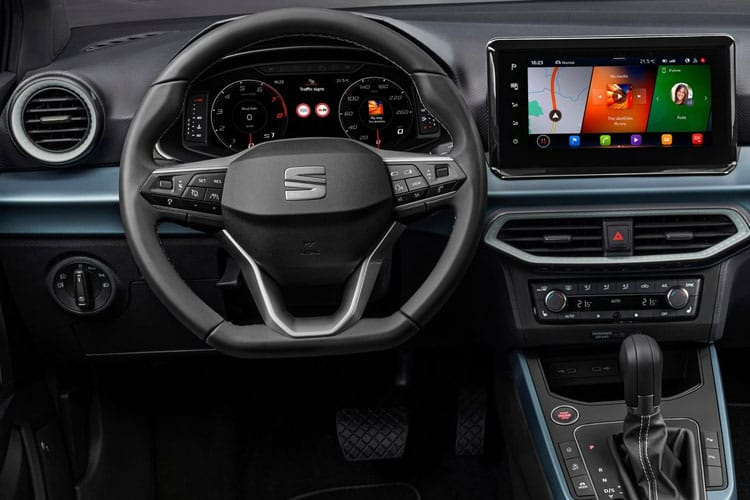 SEAT Arona SUV 1.0 TSI 110PS FR 5Dr DSG [Start Stop] inside view