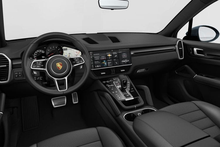 Porsche Cayenne SUV 4wd 2.9 T V6 440PS S 5Dr Tiptronic [Start Stop] inside view