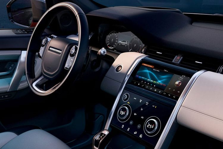 Land Rover Discovery Sport SUV 2.0 D MHEV 180PS HSE 5Dr Auto [Start Stop] [7Seat] inside view