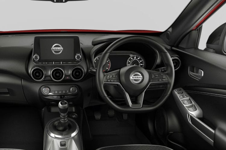 Nissan Juke SUV 1.0 DIG-T 114PS Tekna+ 5Dr DCT Auto [Start Stop] inside view