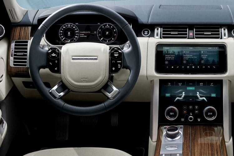 Land Rover Range Rover SUV 2.0 P400e PHEV 13.1kWh 404PS Autobiography 5Dr Auto [Start Stop] inside view