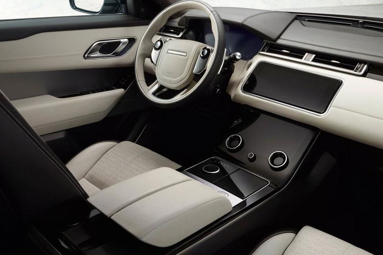 Land Rover Range Rover Velar SUV 5Dr 2.0 P400e PHEV 13.6kWh 404PS SE 5Dr Auto [Start Stop] inside view