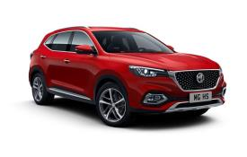 MG Motor UK MG HS SUV car leasing
